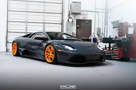 Lamborghini Murcielago 2014 - stunning lamborghini murcielago lp640 on orange pur wheels gtspirit