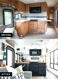 rv ideas renovations renovated cers are you thinking about updating the kitchen in