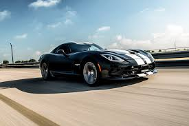 Dodge Viper 2016 - hennessey does what dodge won u0027t supercharge the viper