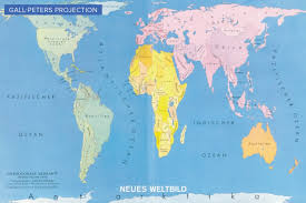 True Map Of The World by The Problem With Our Maps Stratfor Worldview