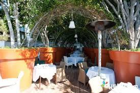 outdoor dining the best al fresco restaurants in los angeles