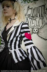 gothic circus halloween costume ideas gloomth u0026 the cult of