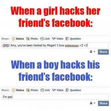 Facebook Memes About Love - hacked facebook of friend funny pictures quotes memes funny