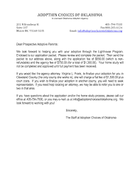 adoption recommendation letter free cover letter cover letter