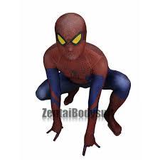 amazing spider man costume spiderman suit 3d printed cosplay zentai halloween party costumes5 1000x1000 jpg