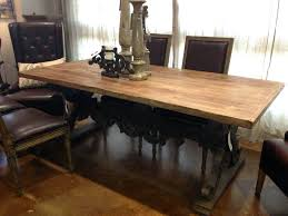 long narrow rustic dining table narrow dining room table geekoutlet co