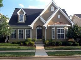 house paint colors that go with red brick exterior house paint