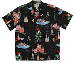 mardi gras polo shirts mardi gras men s hawaiian aloha shirt at men s clothing