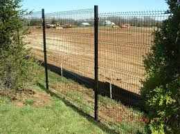 ornamental wire houlihan fence