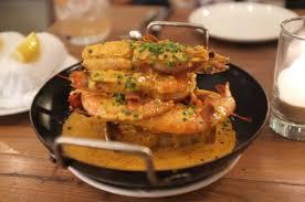 plancha cuisine whole ga white shrimp a la plancha worth the mess picture of the