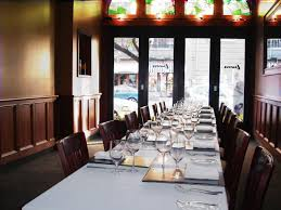 private dining rooms boston private events