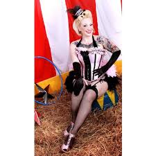 Circus Halloween Costume 41 Burlesque Costume Corset Fashion Images