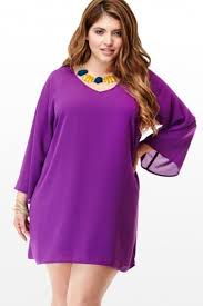 plus size shift dresses