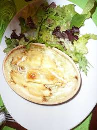 cuisine bernollin raviflette au reblochon picture of cafe bernolin bourg en bresse