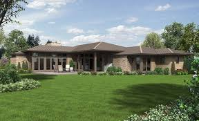 Contemporary Ranch House Plans House Plan  At - Home design houston