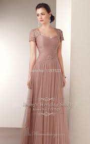 casual mother of the bride dresses tea length kzdress
