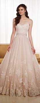 color wedding dresses chagne colored wedding dresses wedding ideas photos