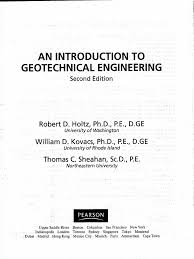 an introduction to geotechnical engineering 2ed geotechnical