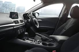 mazda interior 2016 mazda3 2017 review price specification whichcar