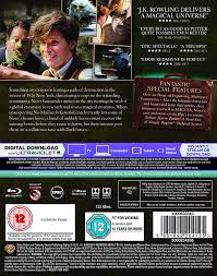 Uk Home Design Tv Shows Fantastic Beasts And Where To Find Them Blu Ray Digital Download