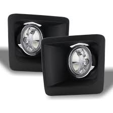 2015 gmc sierra fog lights 2014 2016 gmc sierra 1500 oem style replacement fog lights clear