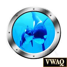 killer whales ocean view 3d window porthole peel and stick wall home peel and stick wall decals porthole window wall art decals killer whales ocean view 3d window porthole peel and stick wall decal underwater