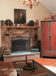 antique primitive furniture decorative shelves for interior