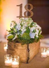 ten unique rustic wedding centerpieces something borrowed