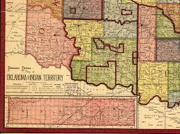 Will Rogers World Airport Map by Doug Dawgz Blog 1905 Oklahoma Map U0026 Gazetter