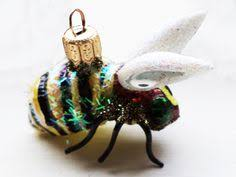 beautiful bee skip ornament bumblebees and honeybees