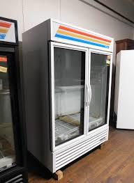 tommy u0027s restaurant equipment 2 door merchandiser from true