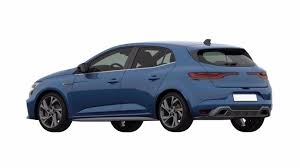 leaked u2013 2018 renault megane rs seen before its time 7 images
