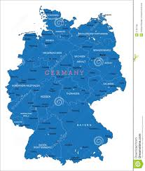 Regensburg Germany Map by Germany Map Royalty Free Stock Photo Image 31391765