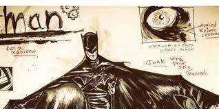 gerard way u0027s batman story that never was
