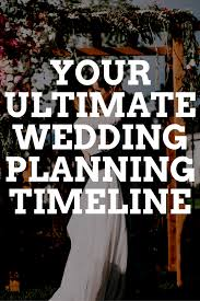 Ultimate Wedding Planner Ultimate Wedding Planning Timeline Brides Book