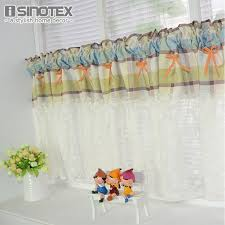 Curtains For The Kitchen Compare Prices On Lace Curtains For Kitchen Online Shopping Buy