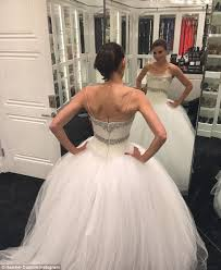 after wedding rhoc s dubrow gets back into wedding dress after 17
