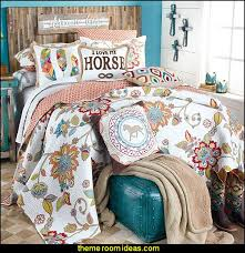 Girls Western Bedding by Decorating Theme Bedrooms Maries Manor