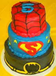 easy to make superhero birthday cakes birthday ideas superhero