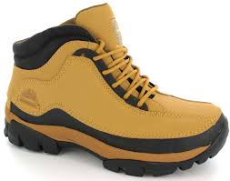 mens safety boots leather steel toe caps ankle trainers hiking