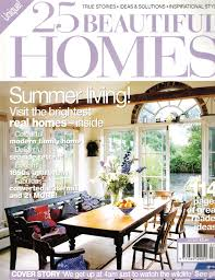 25 beautiful homes july 2001 article on the heveningham collection