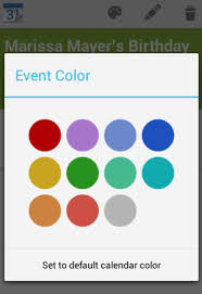 android color picker android calendar color picker stack overflow
