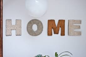 zspmed of wall decor letters