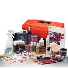 professional special effects makeup kits amazing new mehron special effects makeup kit tools of the