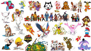 cartoon characters how many have you heard of