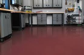 protect floors with a colorful finish