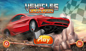 monster truck racing games for kids vehicles and cars kids racing android apps on google play