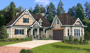 Modern Craftsman Style House Plans The Spotswood House Plan 2578 Sq Ft Love The Kitchen Dining