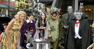 Eddie Munster Halloween Costume 2007 U0027today U0027 Show Halloween Costumes Weekly