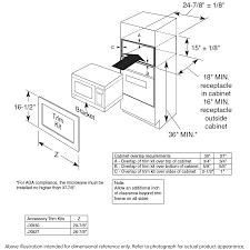 wall oven cabinet width ge profile pem31sfss ge profile series 1 1 cu ft countertop